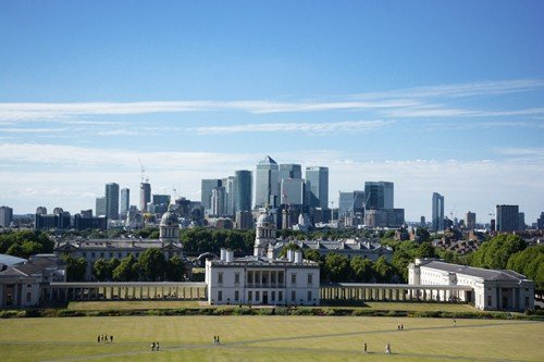 Greenwich Meridien - Canary Wharf to Greenwich Tour   Unexpected London