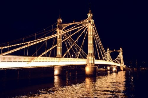 Albert Bridge Chelsea